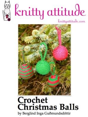 Crochet Xmas Balls ENG